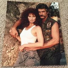 SAM ELLIOTT SIGNED AUTOGRAPH MASK CHER TOMBSTONE 11x14 PHOTO w/EXACT VIDEO PROOF