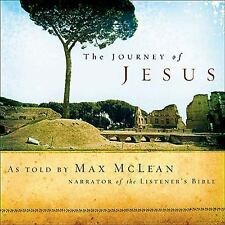 NEW - The Journey of Jesus: As Told by the Narrator of 'The Listener's Bible'