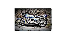 1981 honda cb900f Bike Motorcycle A4 Photo Poster