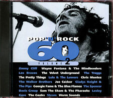 POP'N'ROCK 60 VOLUME 2 - ANNEES 60 - CD COMPILATION [273]