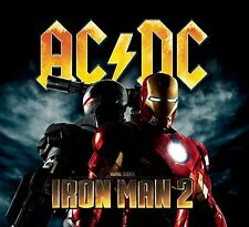 AC/DC CD - IRON MAN 2 [CD/DVD DELUXE EDITION](2010) - NEW UNOPENED - ROCK