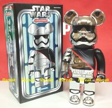 Medicom 2016 Expo Be@rbrick Star Wars 400% Force Awaken Captain Phasma Bearbrick