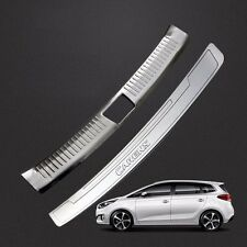 Metal Trunk Guard Skid Plate For KIA All New Carens (Rondo) 2013~2015