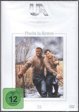 DVD FLUCHT IN KETTEN # Sidney Poitier, Tony Curtis ++NEU