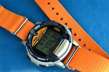 VINTAGE TIMEX MICROSOFT NASA TYPE MENS  IRONMAN TRIATHLON DATA LINK WATCH
