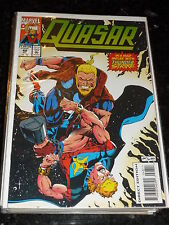 QUASAR - Vol 1 - No 48 - Date 07/1993 - MARVEL Comics (Bar Code Cover)
