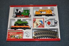 LGB The Big Train 72402 Starter Set Pre-owned Made in Germany Free Shipping