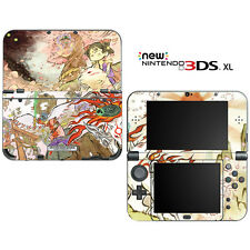 Okamiden Wolf Dog for New Nintendo 3DS XL Skin Decal Cover