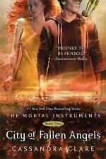 The Mortal Instruments: City of Fallen Angels 4 by Cassandra Clare (2012, Paperb