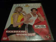 "DVD ""KATHY SMITH & ET KEITH COOKE - KICKBOXING WORKOUT"" fitness"