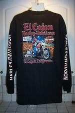 NWT SAN DIEGO CALIFORNIA LONG SLEEVE HARLEY DAVIDSON T SHIRT MENS LARGE