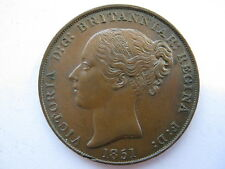 Jersey 1851 1/13 of a Shilling, UNC, obv rim flaw.