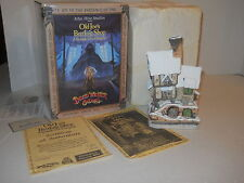 1993 David Winter Cottage Old Joe's Beetling Shop w/COA & Box handpainted J Hine