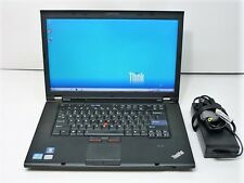 "Lenovo W520 ThinkPad 15.6"" i7-2720QM 2.2GHZ CPU 4GB RAM 500GB HDD Quadro 1000M"