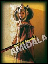 USA STAR WARS POSTKARTE POSTCARD US-POST 2007 KÖNIGIN QUEEN PADME AMILDALA bk45