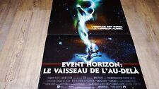 LE VAISSEAU DE L' AU-DELA event horizon ! affiche cinema