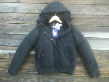 NWT Penfield Hanford Jacket Hooded Size XL Black $335 Down