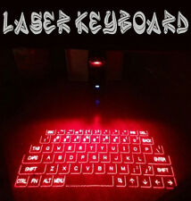 "►best ""LASER KEYBOARD"" 2 color! All PC & Phone, Virtual Project (2017)"