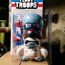 "TEDDY TROOPS Flying Fortress LE MANS Racer Urban Vinyl DUNNY 10"" Lemans LIMITED"
