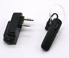 Bluetooth Wireless Adaptor +PTT Headset FOR KENWOOD TYT BAOFENG UV5R Radio 730P