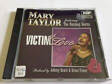 Mary Taylor - Victim Of Love (May-2000, JSP (USA) CD