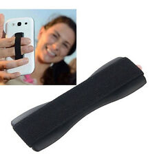 Finger Mobile Holder Grip for Selfie , Anti Slip stick to phone Universal iphone