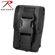 9854 Rothco MOLLE Strobe/GPS/Compass Pouch - Black
