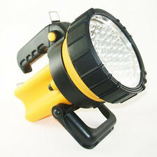 RECHARGABLE 37LEDS SUPERBRIGHT LANTERN SPOTLIGHT FLASHLIGHT EMERGENCY WORK TORCH