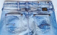 G-STAR RAW CAPRI (3/4 Length) JEANS, W27 L26, ZIP FLY - GREAT CONDITION!!!