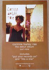 Corrine Bailey Rae Poster Rare Original Promo  20x30