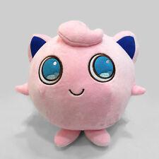 "6""Anime Pokemon Cute Jigglypuff Plush Stuffed Doll Pocket Monster Toy Gift W87"