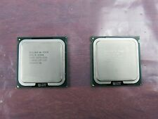Matched Pair Intel SLBBE Xeon X5450 Quad Core 3.00GHz / 12MB / 1333MHz CPU