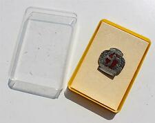 GENUINE NVA DDR EAST GERMAN ARMY TRAINING  BADGE BOXED