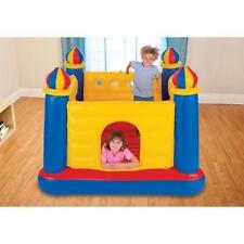 Jump-O-Lene Castle Bouncer Inflatable Indoor Bounce House Outdoor Playhouse New