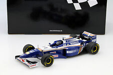 Damon hill williams fw18 #5 campeón mundial fórmula 1 1996 1:18 Minichamps