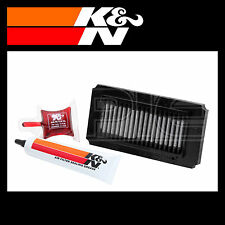 K&N Air Filter Replacement Motorcycle Air Filter for Yamaha PW80 | YA-8083