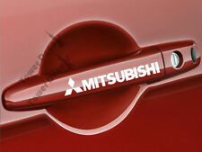 Mitsubishi Lancer EVO Galant Door Handle or Rim vinyl decal accessory