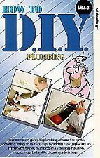 How To D.I.Y. - Vol. 4 - Plumbing (VHS, 1994)