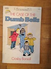 The Case of the Dumb Bells by Crosby N. Bonsall (1982, Paperback)