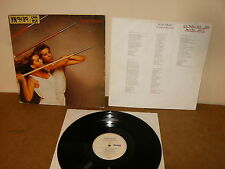ROXY MUSIC : FLESH + BLOOD - HOLLAND LP 1980 with INNER - E.G. Records 2302 099