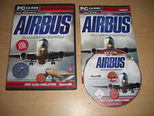 Airbus Edicion Coleccionista PC Add-On Flight Simulator Sim 2004 y X FS2004 Fsx