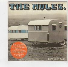 (FQ398) The Mules, Save Your Face - 2006 DJ CD