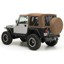 Jeep Wrangler TJ Soft Top 97-06 OEM Replacement Tinted Windows Spice 9970217