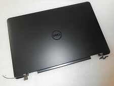 08YM37 OEM Dell Latitude E5540 LCD Back Top Lid Cover W/ Hinges ~CHC03~ 8YM37