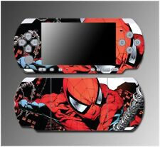 Spiderman Amazing Spider-Man Superhero Movie Game Skin #4 for Sony PSP Slim 3000