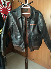 THE GREAT ESCAPE A-2 Rough Wear Clo. Jacket by EASTMAN LEATHER Size 42