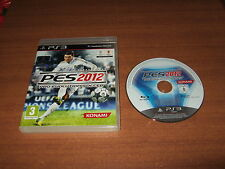 Pro Evolution Soccer 2012 / PES 2012 für Sony Playstation 3 / PS3