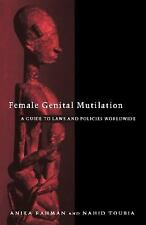 Female Genital Mutilation: A Guide to Laws and Policies Worldwide-ExLibrary