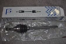 Aftermarket ATV CV Axle Half Shaft Honda TRX450 Foreman Part# CV50.1450