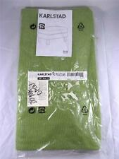 Ikea Karlstad Korndal Green Footstool Slip Cover Retired 201.469.78 NEW